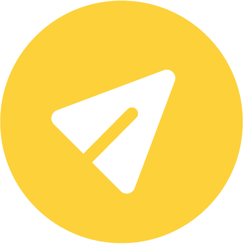 Yellow activate icon