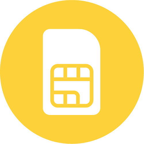 GoMo SIM card icon